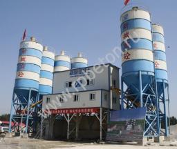 Ленточный бетонный завод HZS 60