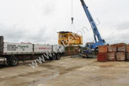 Перевозимый мобильный бетонный завод BHB 75