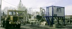 Стационарный асфальтобетонный завод серии LBG 2000