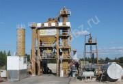 Стационарный асфальтобетонный завод серии LBG 4000