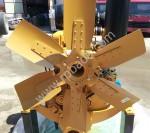 Вентилятор для двигателя Cat C6121 Shantui SD16