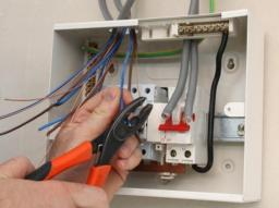 Электротехнические работы. Проводка, монтаж осветительных приборов.