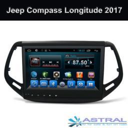 China производитель Jeep Мультимедийные магнитолы Compass Longitude 2017