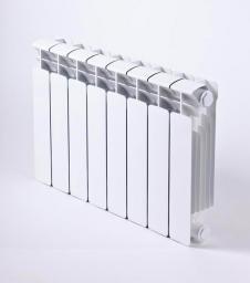 Rifar Base 350-секционные биметаллические радиаторы