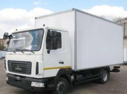 Производство фургонов МАЗ