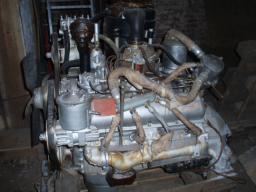 Новый двигатель ЗИЛ 131 госрезерв