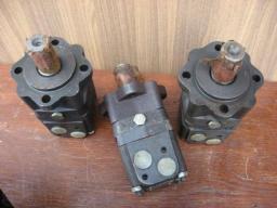 Гидромотор МГП - 80 (шпонка)
