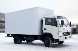 Производство фургонов BAW, БАВ