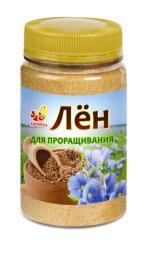 Лён для проращивания (зерно)
