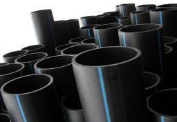 Трубы полиэтиленовые для водоснабжения 400 мм SDR 17