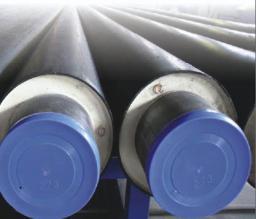 Трубы стальные в ППУ изоляции