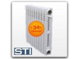 Чугунные батареи STI Нова 300