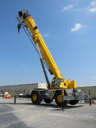 Автокран Grove RT 9130E-2 - 120 тонн