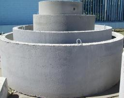 Кольца бетонные для канализации и воды КС 15.9