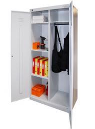 Металлический шкаф универсальный