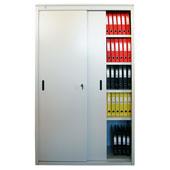 Архивный шкаф с дверями - купе