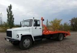 Услуги эвакуатора ГАЗ-3309 (4 т)