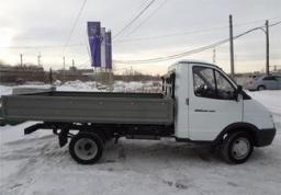 Аренда грузового автомобиля ГАЗЕЛЬ ГАЗ-3302