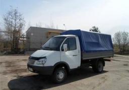 Аренда грузового автомобиля ГАЗЕЛЬ ГАЗ-330
