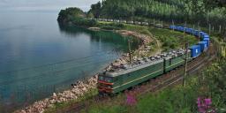 Железнодорожные перевозки грузов по Росии