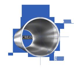 Труба 57х8,0 мм., сталь 09Г2С, ТУ14-3Р-1128-2007