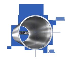 Труба 426х32,0 мм., сталь 09Г2С, ТУ14-3-1128-2000