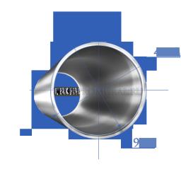 Труба 426х9,0 мм., сталь 13ХФА, ТУ1317-006.1- 593377520-2003