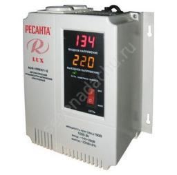 Стабилизатор цифровой настенный РЕСАНТА ACH-1000Н/1-Ц Lux