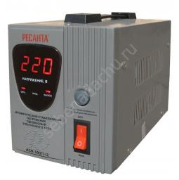Стабилизатор напряжения электронный РЕСАНТА ACH-500/1-Ц