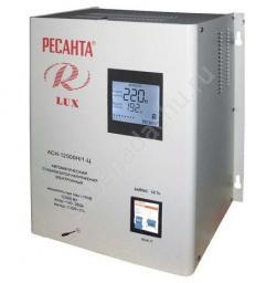 Стабилизатор напряжения электронный РЕСАНТА ACH-12000Н/1-Ц