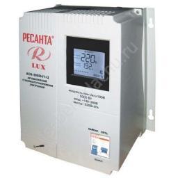 Стабилизатор напряжения электронный РЕСАНТА ACH-5000Н/1-Ц