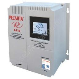 Стабилизатор напряжения электронный РЕСАНТА ACH-3000Н/1-Ц