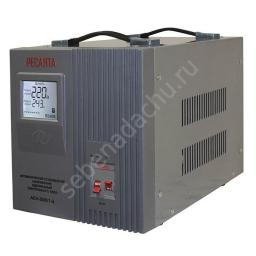 Стабилизатор напряжения электронный РЕСАНТА ACH-3000/1-Ц
