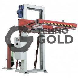 Автомат для горизонтальной обвязки паллет ПП и ПЭТ лентами ТР-713Н