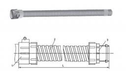 Гибкий ввод К1082 в полим. покр.