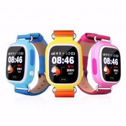 Детские умные часы Q90 GPS часы с сенсорным экраном