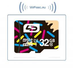 Карта памяти microSD 32Gb Class10