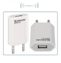 Блок питания 1порт USB, 5V/1А