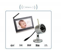 Видеоняня DIY SS Монитор + 1 камера