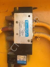 Пневмоэлектроклапан для АБЗ