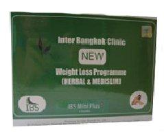 Тайские препараты IBS mini + программа похудения и стабилизации
