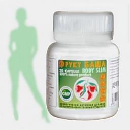 Фрукт Баша BODY SLIM -    для быстрого похудения