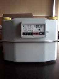 Коммунальные диафрагменные счетчики газа BK-G10, BK-G16, BK-G25