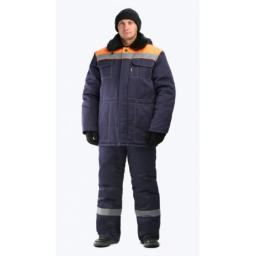 Костюм утепленный Балтимор (куртка, полукомбинезон) КСМ 8990