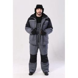 Костюм утепленный (куртка, полукомбинезон) КСМ 8991