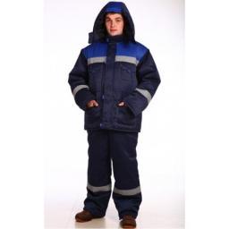 Костюм утепленный (куртка, полукомбинезон) КСМ 7018