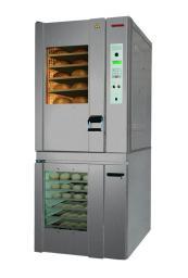 Печь жарочная с расстоечным шкафом ПРШ-1, ПРШ-11