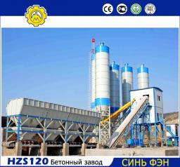 китайский бетоносмесительный завод