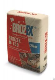 Кладочная смесь Брозэкс М-150 зимняя (25кг)