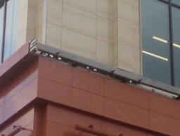 Навесная фасадная система, вентилируемый фасад